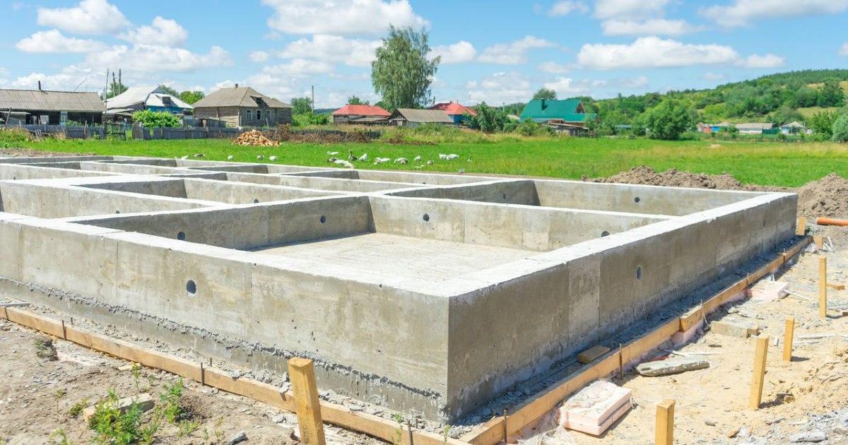 Куплю бетон на фундамент великий новгород купить бетон от производителя москва